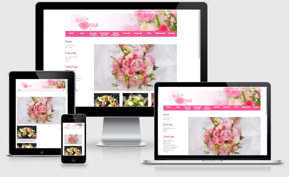 Floristry website